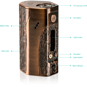 WISMEC Reuleaux DNA250W - Limited Edition