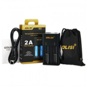 Golisi O2 - Fast Smart Charger 2.0A
