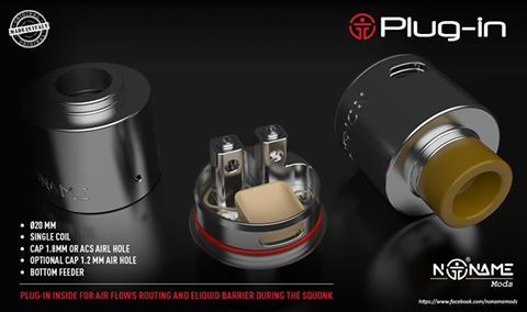 Plug In 20 mm BF - NoName