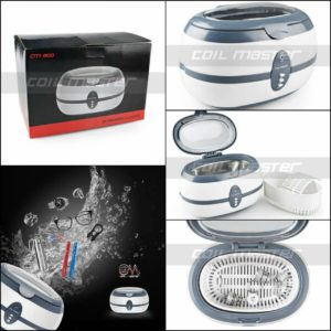 Coil Master ULTRASONIC CLEANER